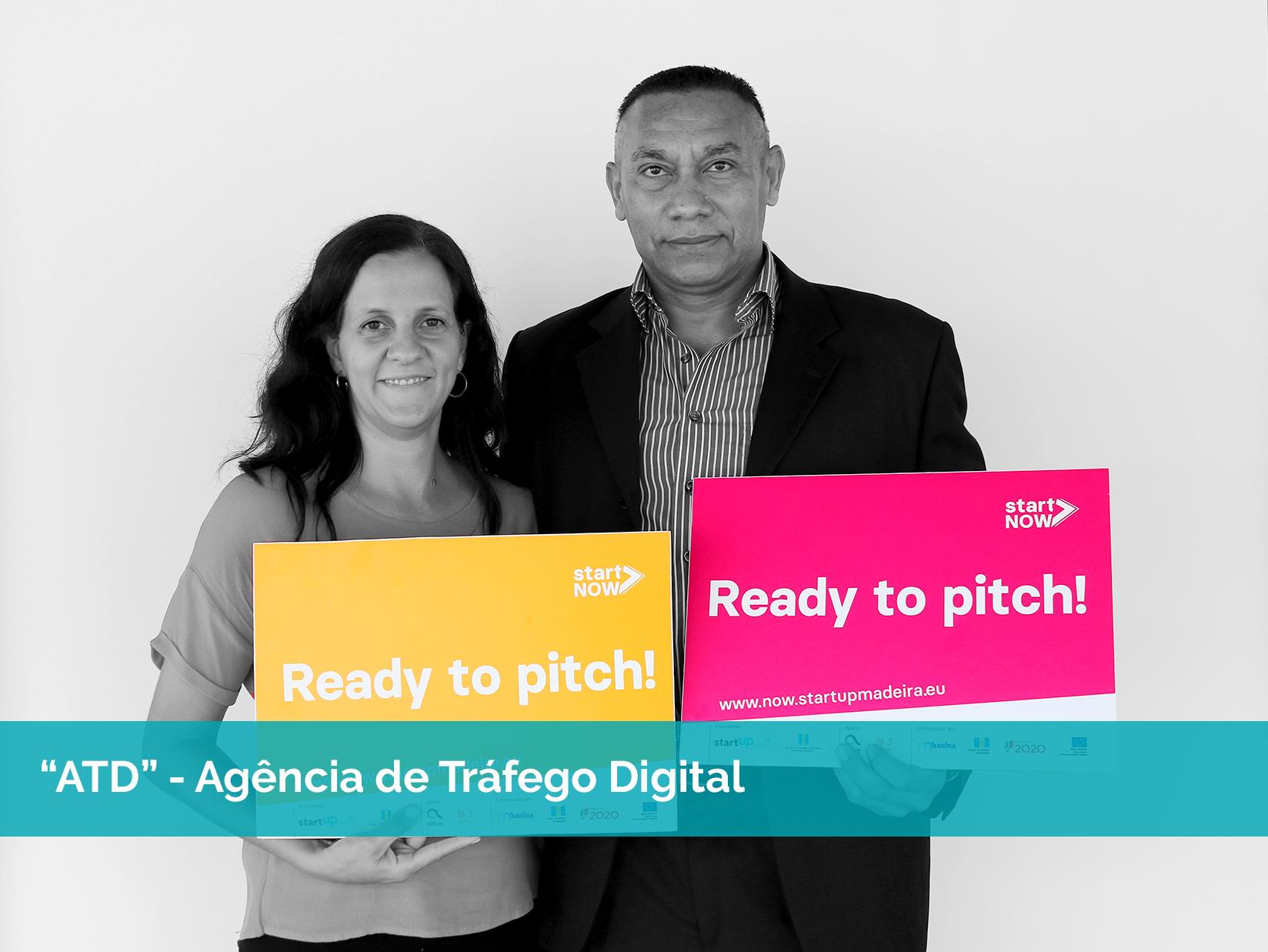 """""""ATD"""" - Agência de Tráfego Digital"""